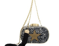 Clutch Star Black