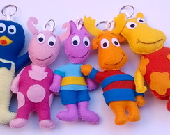 Chaveiro Backyardigans