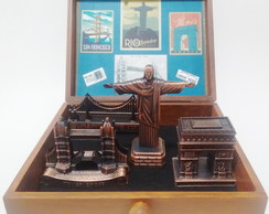 Miniaturas de Monumentos do Mundo