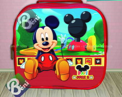 Maletinha Casa do Mickey