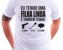 Presente Dia Dos Pais Camiseta Humor No Elo7 Emotions Art 9e8f76