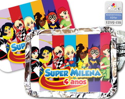 Marmitinha - DC Super Hero Girls
