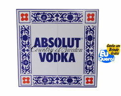 Placa MDF decorativa - Absolut