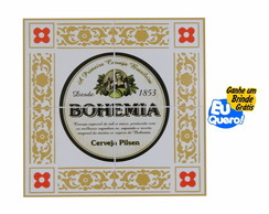 Placa MDF decorativa - Bohemia
