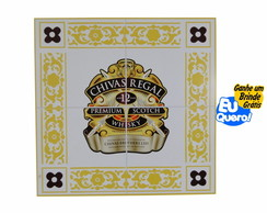 Placa MDF decorativa - Chivas Whisky