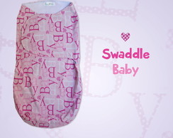 Swaddle M Outono/Inverno baby rosa