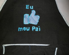Aventais churrasco personalizados