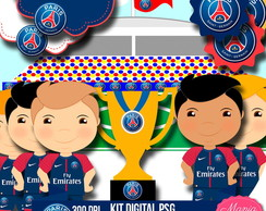 Kit Digital PSG!
