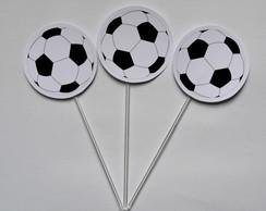 ... Topper para doces Bola de futebol 68392493c1f7b