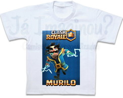camiseta clash royale