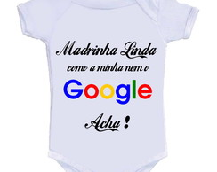 Body Divertido - Madrinha Google
