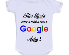 Body Divertido - Titia Google