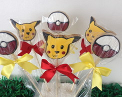 Biscoitos Pokemon