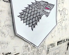 Bandeira Estandarte Game Of Thrones