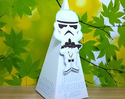 Caixa Cone Star Wars Cute