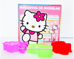 Kit Massinha Forminha Hello Kitty