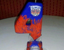 VELA BISCUIT TRANSFORMER OPTIMUS PRIME
