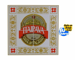 Placa MDF decorativa - Itaipava