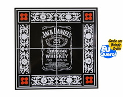 Placa MDF decorativa - Jack Daniels