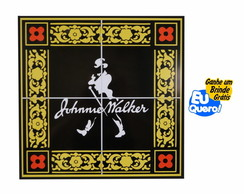 Placa MDF decorativa - Johnnie Walker