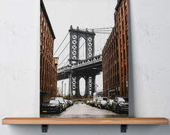Quadro Decorativo 30x40 Bridge