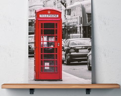 Quadro Decorativo 30x40 Londres