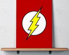 Quadro Decorativo 30x40 Flash