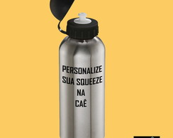 Personalize sua Squeeze