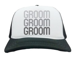 Boné Trucker GROOM