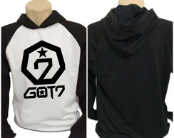 Moletom Got7 KPOP