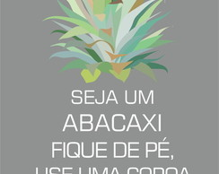 Poster Abacaxi 03
