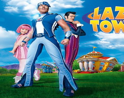 PAINEL LAZYTOWN (4) 200x100 CM