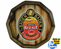 Tampa de Barril - Red Ale