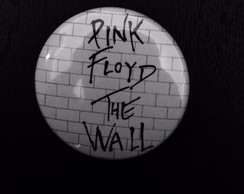 Botton Pink Floyd The Wall