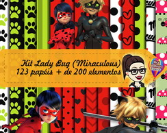 Kit Digital | Lady Bug Miraculous