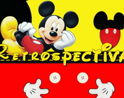 Retrospectiva mickey 80 fotos