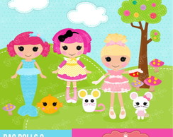 Kit Digital Boneca Lalaloopsy 18