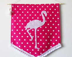 Flag Flamingo I