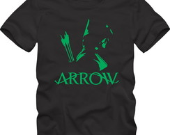 Oliver Queen - Arrow Camiseta Trad.