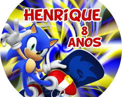 Tags para Topper Sonic