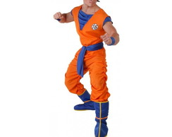FANTASIA GOKU DRAGON BALL Z INFANTIL C/