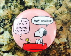 Botton Snoopy