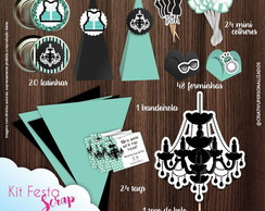 Kit Festa Scrap Tifany