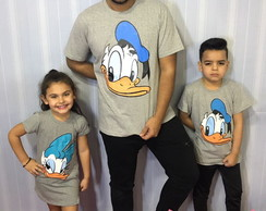 Kit Pai e Filhos Donald e Margarida