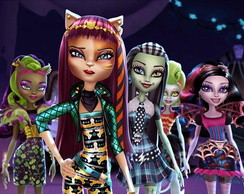 Painel Lona Monster High (MH01)
