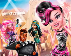 Painel Lona Monster High (MH08)