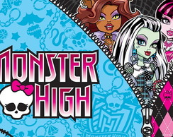 Painel Lona Monster High (MH07)