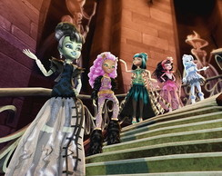 Painel Lona Monster High (MH11)