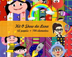 Kit Digital | Show da Luna