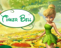 PAINEL TINKER BELL (3) 150x90 CM
